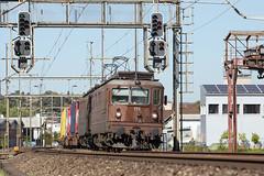 BLS Re 425 170 + 425 173 Frenkendorf (daveymills37886) Tags: bls re 425 170 173 frenkendorf baureihe cargo