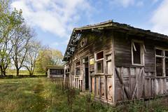 Linton Camp (Mabvith) Tags: linton grassington yorkshire england uk camp huts school abandoned lintoncamp
