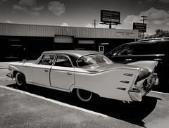 Once roamed the earth (hutchphotography2020) Tags: plymouthbelvedere 1950s bigfins automobile