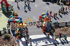 """Lego Hollywood area of Miniland • <a style=""""font-size:0.8em;"""" href=""""http://www.flickr.com/photos/28558260@N04/45580921834/"""" target=""""_blank"""">View on Flickr</a>"""