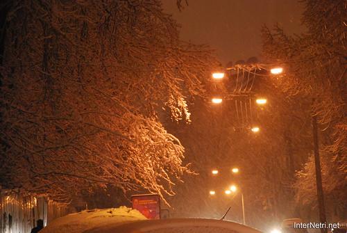 Засніжений зимовий Київ 431 InterNetri.Net Ukraine