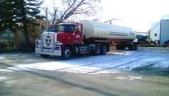Gas tanker truck - HTT (Maenette1) Tags: gas tanker truck kristoilco menominee uppermichigan happytruckthursday flicker365 allthingsmichigan absolutemichigan projectmichigan