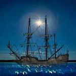 Evening Star at Sea thumbnail