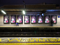 Tara Street Station (turgidson) Tags: panasonic lumix dmc g7 panasoniclumixdmcg7 panasonicg7 micro four thirds microfourthirds m43 g lumixg mirrorless leica dg summilux leicadgsummilux 15mm f17 asph prime lens primelens 15mmf17 panasonicleica15mmf17asph hx015 silkypix developer studio pro 9 silkypixdeveloperstudiopro9 raw p1280308 train station tara street tarastreet iarnrod eireann iarnrodeireann iarnród éireann iarnródéireann irish rail railway line public transport publictransport ireland cie cié córas iompair córasiompairéireann coras corasiompaireireann advert ad advertisement waiting weir sons weirsons