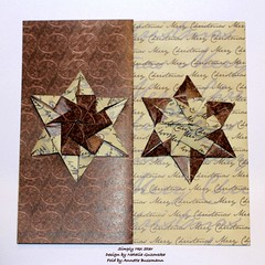 Simply Hex Star (AnkaAlex) Tags: origami origamistar paperfolding paper paperfoldingart origamiart origamist
