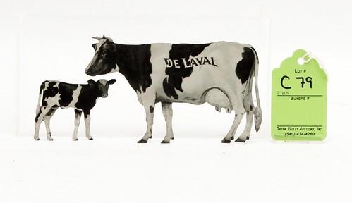 De Laval Cream Separators Advertising ($89.60)