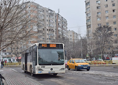 Mercedes-Benz Citaro Euro 4 - 4722 - R421 - 20.01.2019 (VictorSZi) Tags: romania bucharest bucuresti stb bus autobuz mercedes mercedescitaro mercedescitaroeuro4 alexandria transport publictransport winter iarna january ianuarie nikon nikond5300