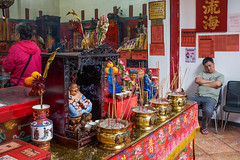 The Tin Hau Temple in Stanley (57Andrew) Tags: fujix100f hongkong stanley tinhautemple