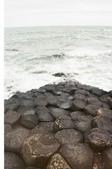60 Million Year Old Lava (Caroline Kutchka Folger) Tags: lava geology history rocks stone hexagon shapes geometry nature giantscauseway countyantrim ireland irish