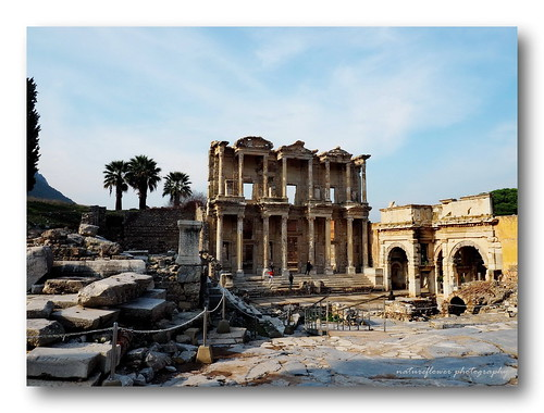 The Library of Celsus, Ephesus, HFF.