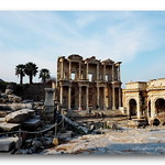 The Library of Celsus, Ephesus, HFF. thumbnail