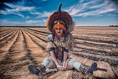 The Scarecrow - Romics (Aminoacido70) Tags: romics2k18 romics2018 romicsaprile2018 romics romics24 cosplay sharecosplay cosplaying cosplayer italiancosplayer itcosplay cutecosplay girlcosplay scarecrow spaventapasseri
