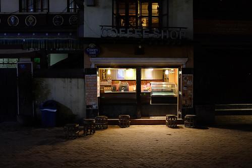Bodnath by Night