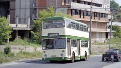2001-05-26 Teplice Bus Nr. 33 (beranekp) Tags: czech teplice teplitz bus autobus arriva 33