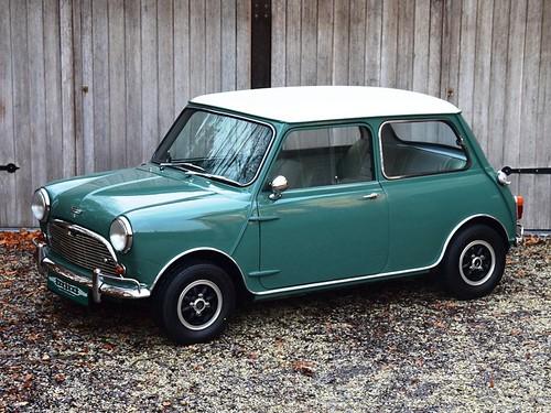 Austin Mini Mk1 Cooper S (1964)