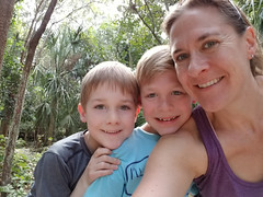 jungle boys (ThreeLittleBirds) Tags: mom luke xavier mexico