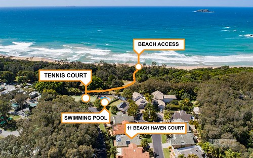 11 Beach Haven Court, Sapphire Beach NSW