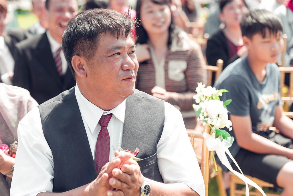 【婚攝】戶外證婚@LUN&TING晶麒莊園