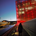Ars Electronica Center in the Blue Hour thumbnail