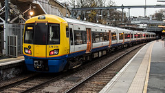 378226 (JOHN BRACE) Tags: 2009 bombardier derby built class 378 capitalstar emu 378226 seen highbury islington london overground livery