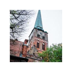 Luebeck II (Passie13(Ines van Megen-Thijssen)) Tags: deutschland luebeck germany city kirche kerk fujifilm x100f inesvanmegen inesvanmegenthijssen
