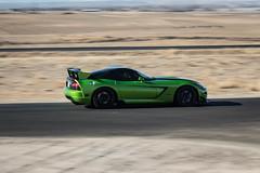 Dodge Viper SRT10 ACR (Hunter J. G. Frim Photography) Tags: supercar colorado track invictus dodge viper srt10 acr green manual v10 american coupe dodgevipersrt10 dodgeviperacr wing
