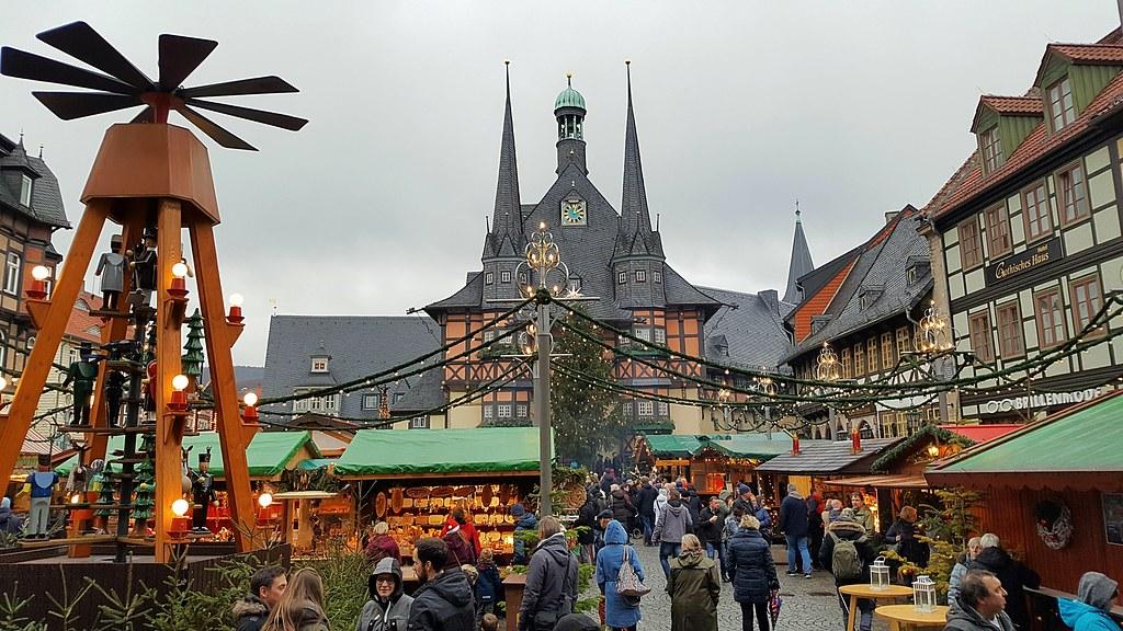 Wernigerode Weihnachtsmarkt.The World S Best Photos Of Rathaus And Sachsenanhalt Flickr Hive Mind