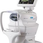 角膜内皮細胞撮影装置の写真