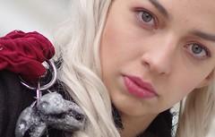 Lilla ... MondoCon 2019 winter _ FP9182M2 (attila.stefan) Tags: lilla stefán stefan attila aspherical anime samyang tél winter mondocon manga con cosplay pentax portrait portré eyes 2019
