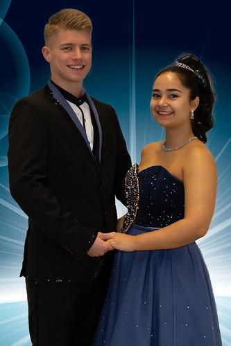 2019: Prinz Manuel I. & Prinzessin Sarah I.