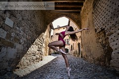 Victoire (Alexandre Boissot) Tags: dance dancer dancing ballet ballerina young french girl model beauty beautiful lyon france