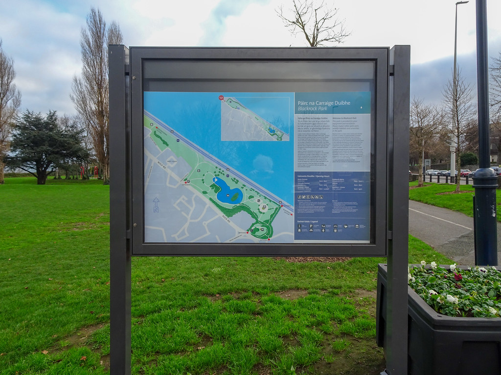 BLACKROCK PUBLIC PARK [BOOTERSTOWN TO BLACKROCK VILLAGE]-147979