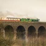 Steaming Our Of WGC Station by Colin Mahoney