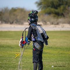 Taking video 7700 (kathypaynter.com) Tags: eloy eloyarizona eloyaz arizona az parachute parachutes jump jumper jumpers tandem tandemjump