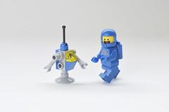 LEGO Benny's bot - atana studio (Anthony SÉJOURNÉ) Tags: lego brick afol moc creator atana studio anthony séjourné
