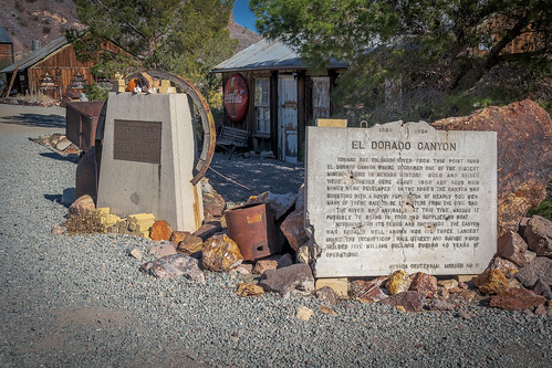 Nelson Ghost Town (Nevada)