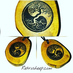 #yinyang #treeoflife #yggdrasil #name just made #necklace Wooden Jewellery www.Retrosheep.com Handmade Wooden Personalised Gift Handmade Charm Necklace #amazonhandmade #Retrosheep #Personalised #Gifts FIND US ON AMAZON HANDMADE https://amzn.to/2Do397I #je (RetrosheepCharms) Tags: yinyang treeoflife yggdrasil name just made necklace wooden jewellery wwwretrosheepcom handmade personalised gift charm amazonhandmade retrosheep gifts find us on amazon httpswwwamazoncoukhandmaderetrosheep jewelry giftideas nordic viking celtic vikingstyle snow christmas snowflake snowboarding pagan wiccan halloween