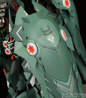 Steel Legend Metal Build Kshatriya 5 by Judson Weinsheimer