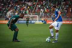 BELO HORIZONTE / BRASIL (04.11.2018) América-MG x Cruzeiro (cruzeirooficial) Tags: barcos belohorizonte campeonatobrasileiro cruzeiro futebol independência vinniciussilva