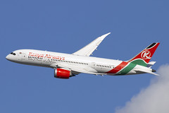 "5Y-KZC (JBoulin94) Tags: 5ykzc kenya airways boeing 7878 dreamliner new york ""new york"" ""john f kennedy"" kennedy international airport jfk kjfk usa ny john boulin"