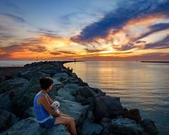 Weekends (BTAdelaide) Tags: beautiful beach landscape landscapephotography landscapes sunset sunlight goldenhour beauty beautyinnature beautifulsunset springtime adelaide southaustralia australia