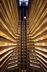 Spinal (Neillwphoto) Tags: hotel atlanta floors abstract