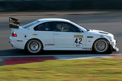 Dunlop Endurance - BMW M3 E46 ({House} Photography) Tags: dunlop endurance championship brands hatch uk kent fawkham race racing motorsport motor sport car automotive panning canon 70d 70200 f4 housephotography timothyhouse britcar night bmw m3 e46 german