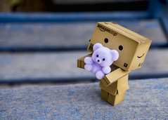 330/365 Me and My Teddy Bear (Helen Orozco) Tags: 330365 2018365 danbo teddybear hugs me songtitle teddy