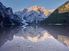 Lake Braies (Igor Vozka) Tags: italy dolomites braies sony 1635 sonya7riii mouintains alps