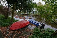 Abcoude (Julysha) Tags: d800e nikkor142428 acr autumn october 2012 river boats thenetherlands holland