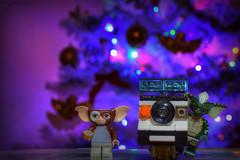 Merry Christmas ( ͡° ͜ʖ ͡°)━☆゚.*・。゚ (HiJinKs Media...) Tags: christmas lego lights bokeh seasons seasonal holidays gremlins flickr festive retro polaroid camera photo decorations home bristol