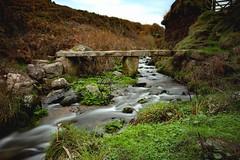 Clapper Bridge out west (tonyayers) Tags: rocks rock cornwall stone stonebridge valley longexposure thegreatoutdoors waterfall water river stream bridge clapperbridge cascade lovecornwall