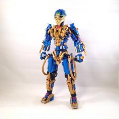 Zuden, The Peacekeeper of Psionics (MrBoltTron) Tags: lego bionicle moc toa psionics