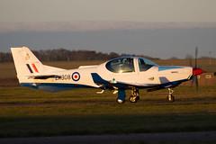 Prefect T1 ZM308 57Sqn 3FTS (spbullimore) Tags: heath barkston grob 120 prefect t1 uk royal air force raf 2019 57 sqn squadron 3 fts flight training school zm308